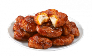 BBQ Boneless Howie Wings